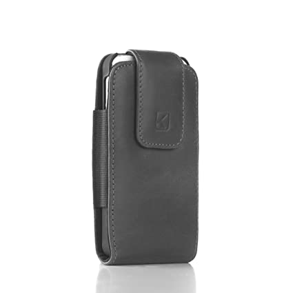 Knox Luxury Genuine Leather Vertical Case Executive Holster