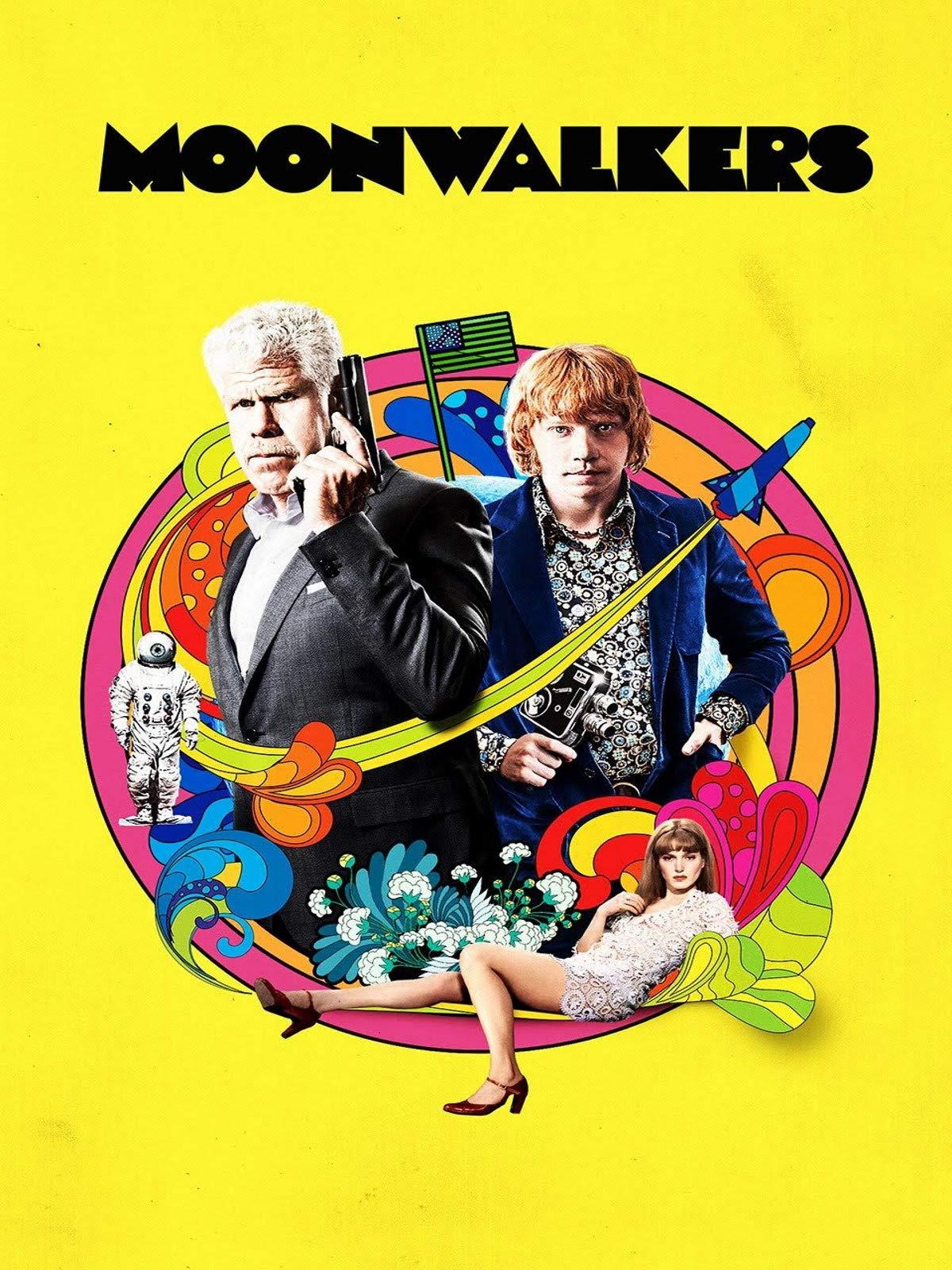 Moonwalkers on Amazon Prime Video UK