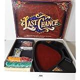 Last Chance Dice Game by Milton Bradley