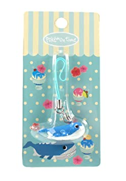 Pokemon Center Time Figure Strap, Wailord/Whaloh (japan import)