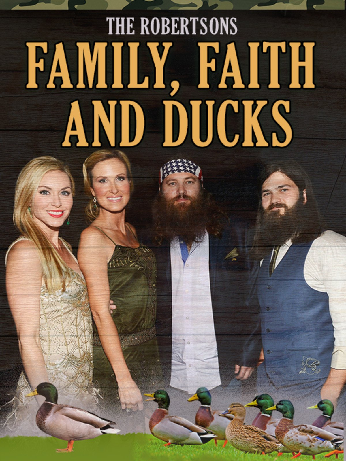 The Robertsons: Family, Faith and Ducks on Amazon Prime Instant Video UK