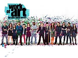 Work of Art: The Next Great Artist Season 2