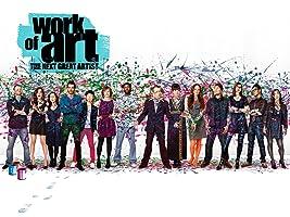 Work of Art: The Next Great Artist Season 2