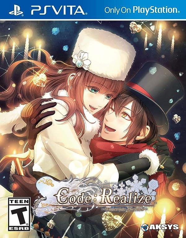 Code: Realize Wintertide Miracles - PlayStation Vita (Color: Original Version)