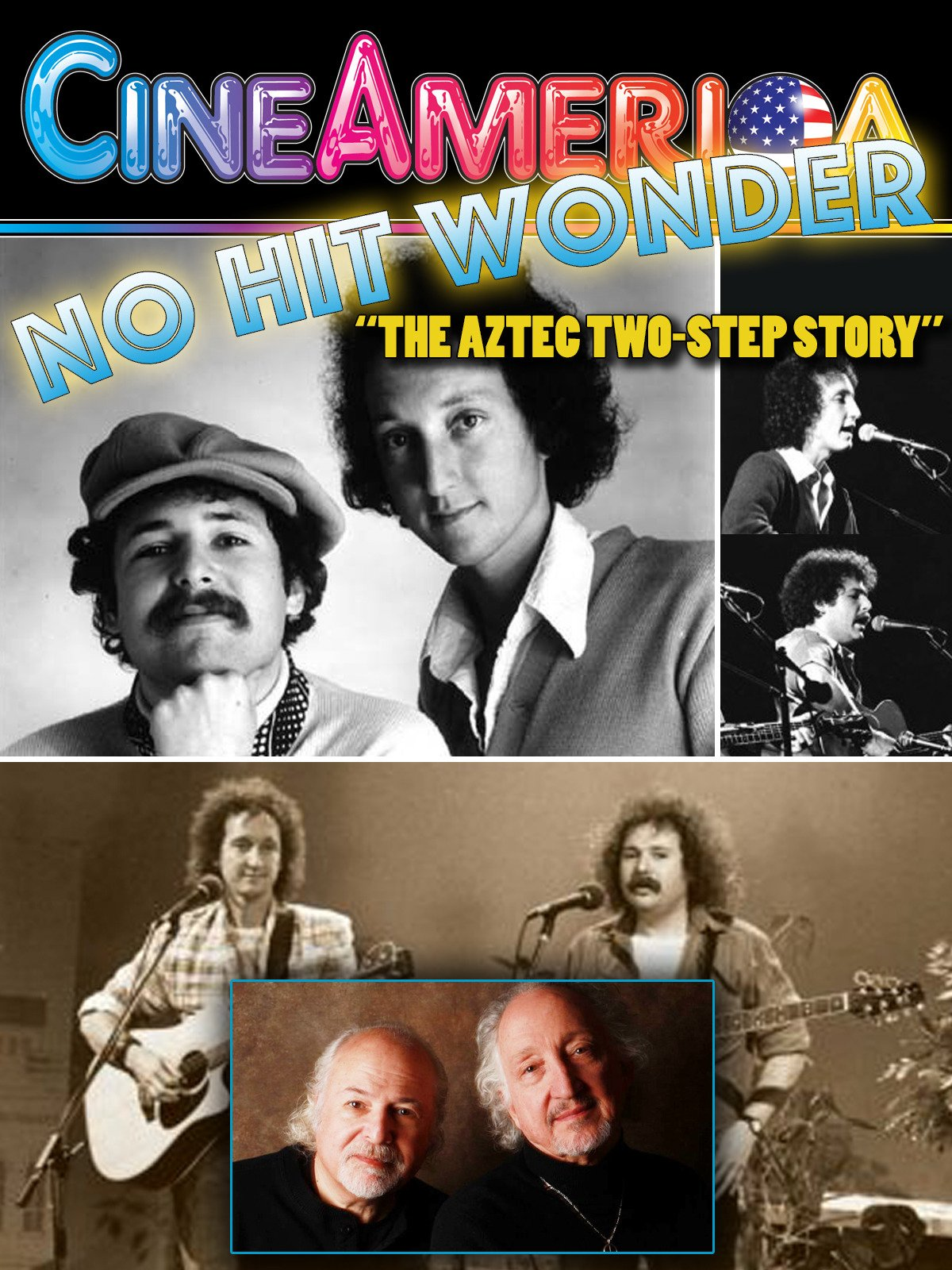 """No Hit Wonder """"The Aztec Two-Step Story"""""""