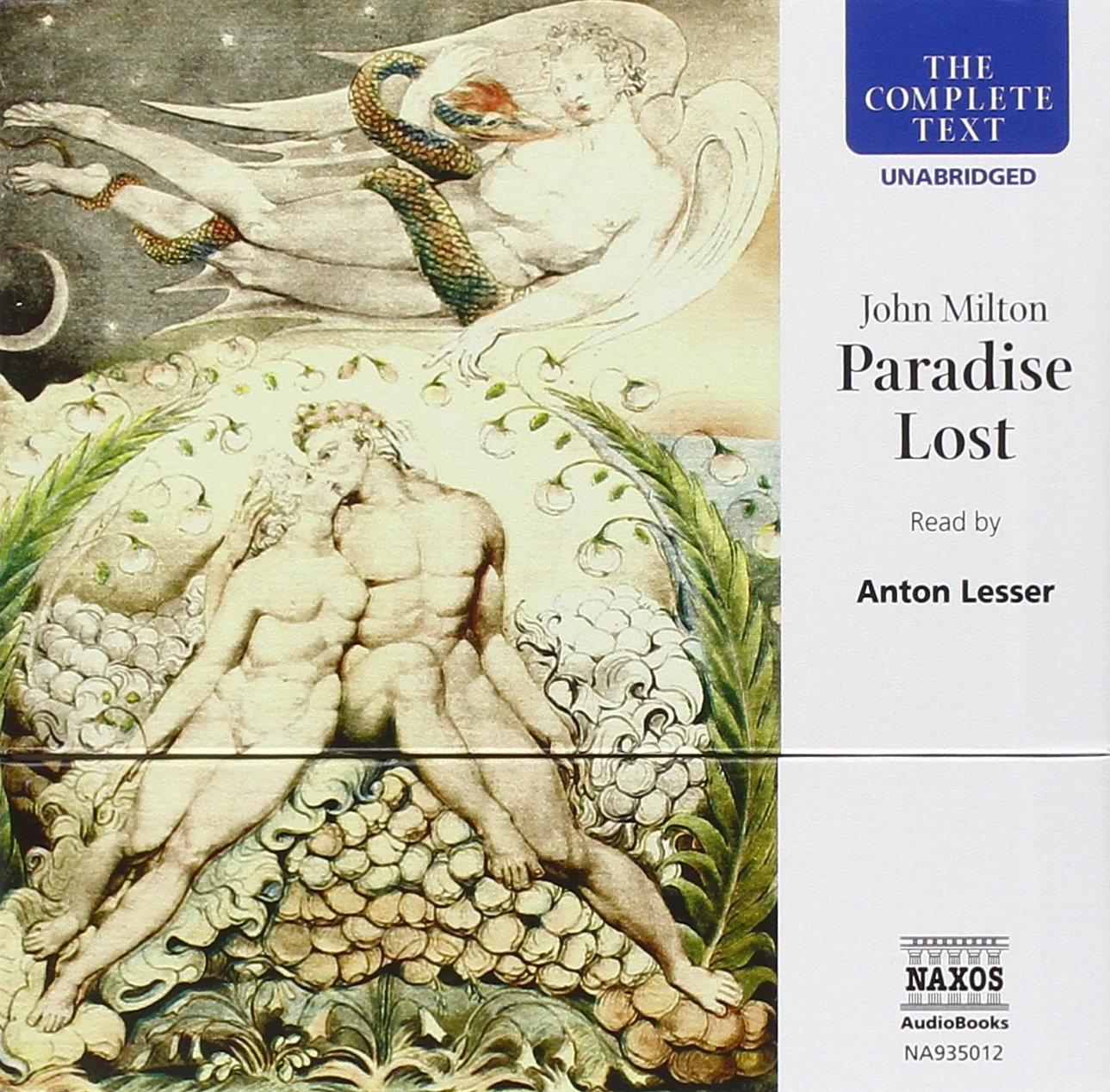 the issue of blame for the fall of man in john miltons poem paradise lost Paradise lost is an epic poem in blank verse by the 17th story of the fall of man: penguin edition of paradise lost, the milton scholar john.