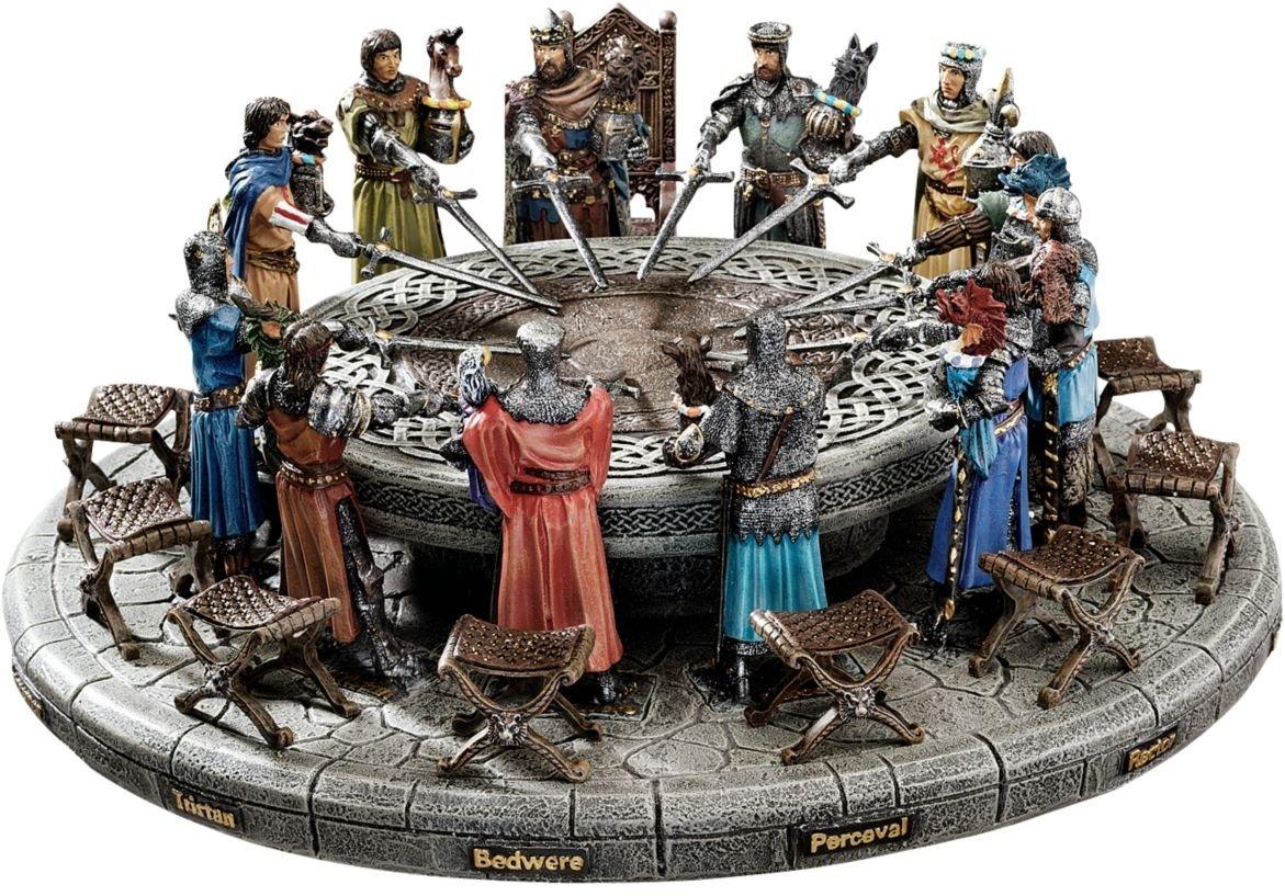 Cio 39 s of the roundtable hypepotamus - King arthur s round table found ...
