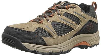 New Balance Men's MW759 Country Walking Shoe,Brown,7 4E US