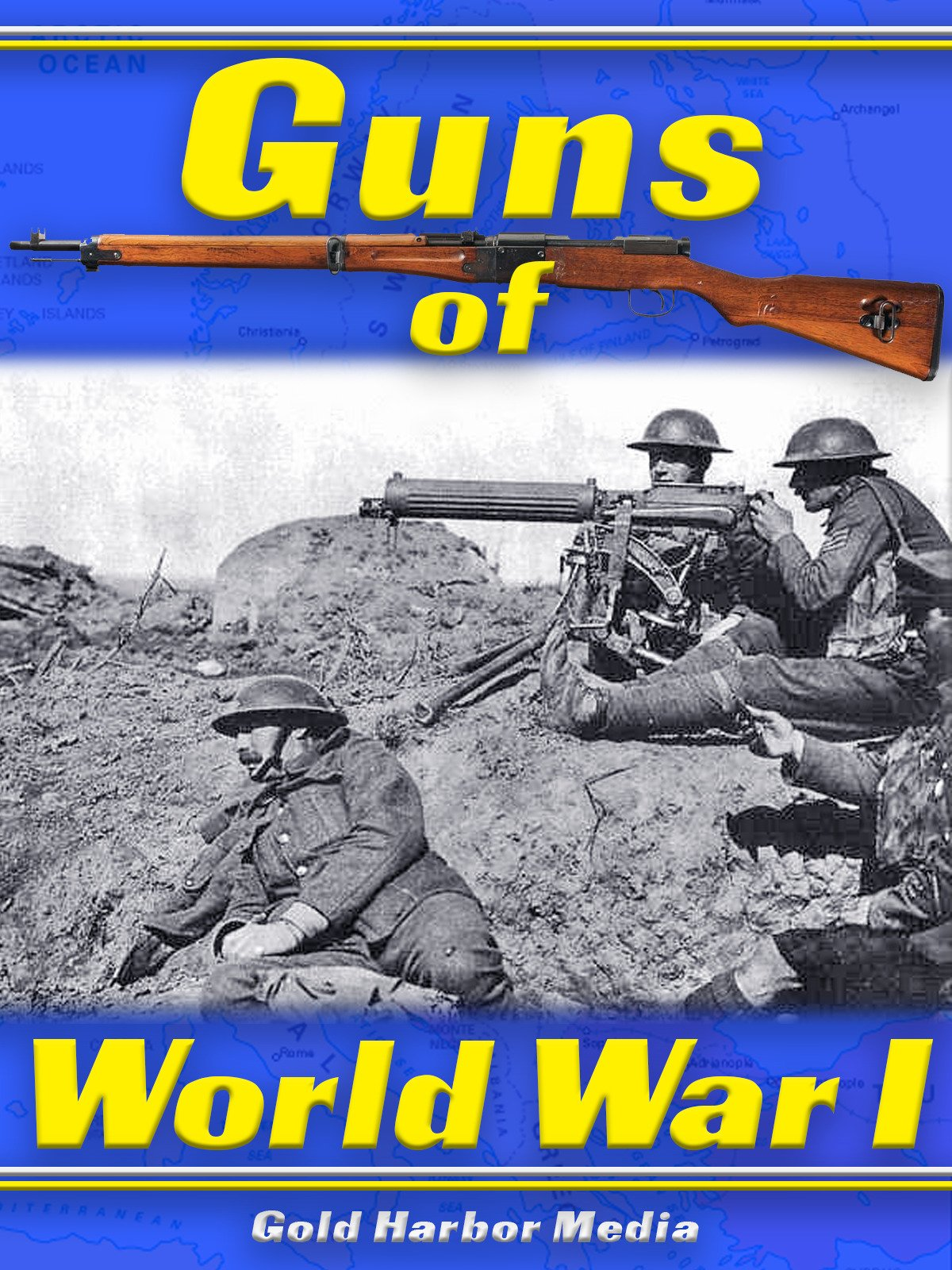 Guns of World War I