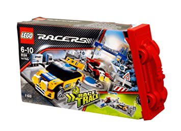 LEGO - 8124 - Jeu de construction - Racers - Ice Rally