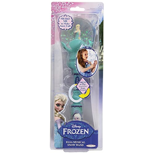 Frozen Elsas Musical Snow Wand