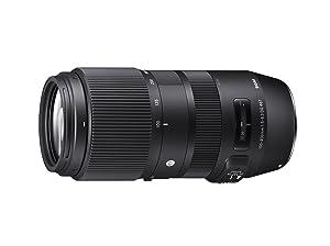 SIGMA 望遠ズームレンズ Contemporary 100-400mm F5-6.3 DG OS HSM キヤノン用 フルサイズ対応