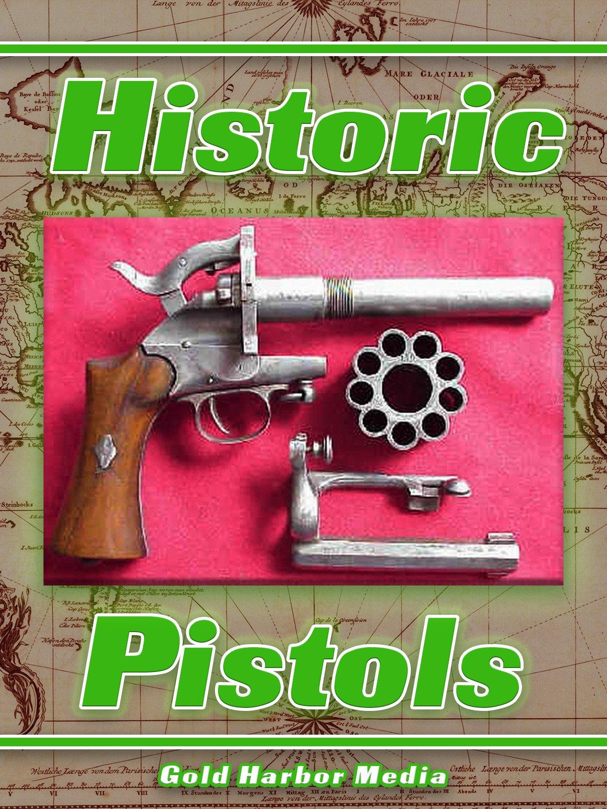 Historic Pistols