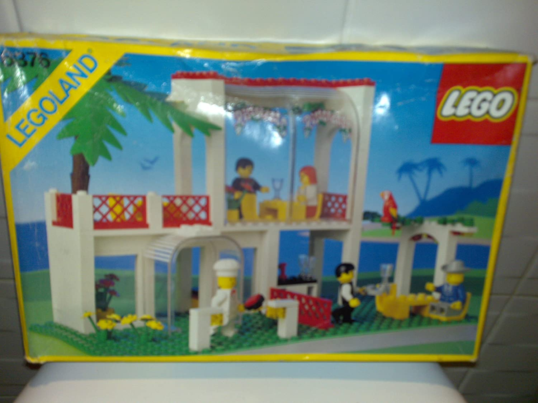 LEGO System 6376 Breezeway Café günstig kaufen