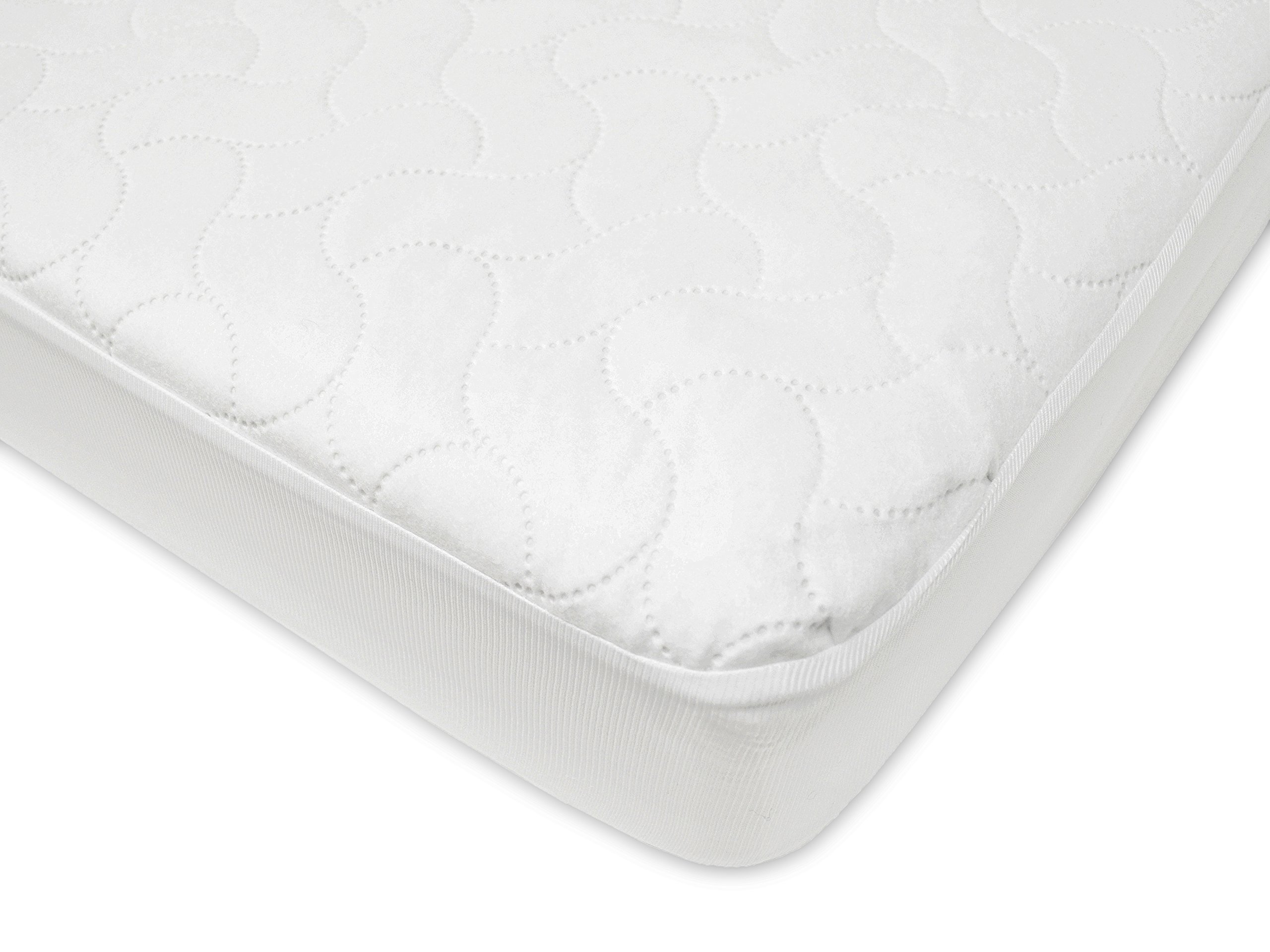 Protective Baby Mattress Pad Waterproof Sheeting Fitted ...