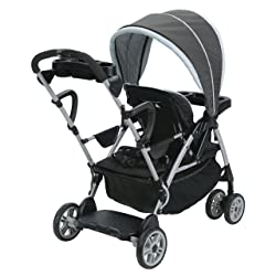 Graco RoomFor2 Classic Connect Stand & Ride Stroller