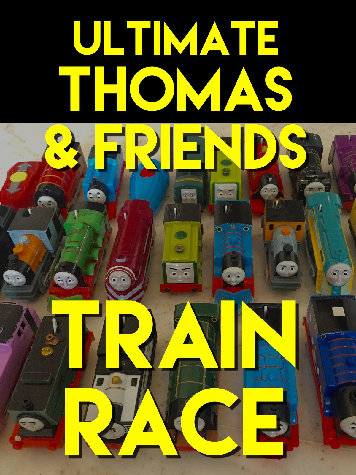 Clip: Thomas and Friends Ultimate Train Race on Amazon Prime Instant Video UK