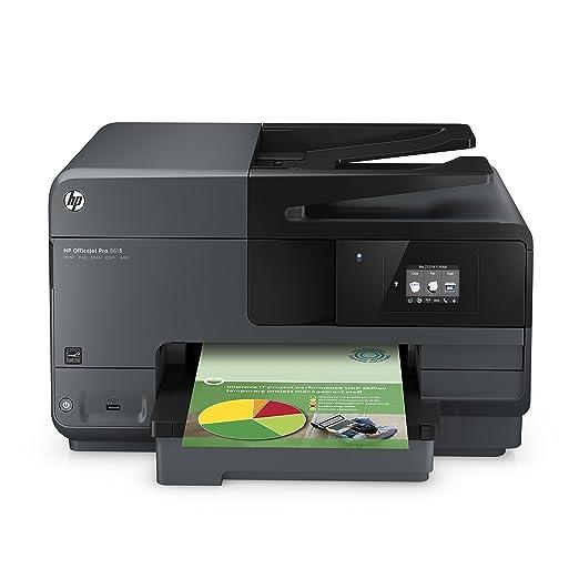 HP Officejet Pro 8615 Imprimante Jet d'encre multifonction Noir