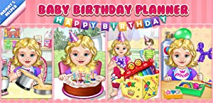 Baby Birthday Party Planner by TabTale LTD