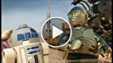 Lego Star Wars: The Padawan Menace - Clip: Catina