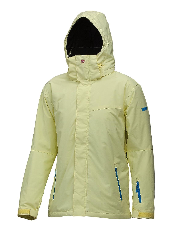 Quiksilver Herren Snow Jacket Next Mission Plain Ins