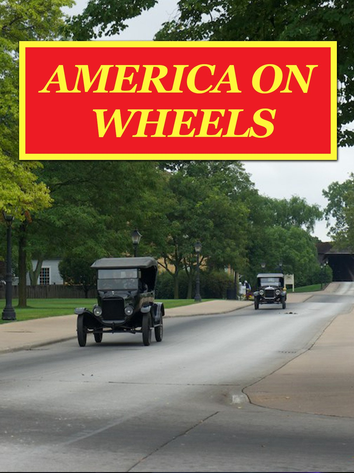 America On Wheels on Amazon Prime Video UK