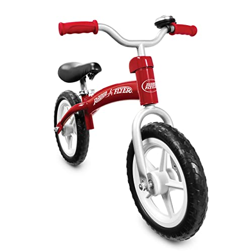 Radio Flyer Glide and Go Balance Bike Red