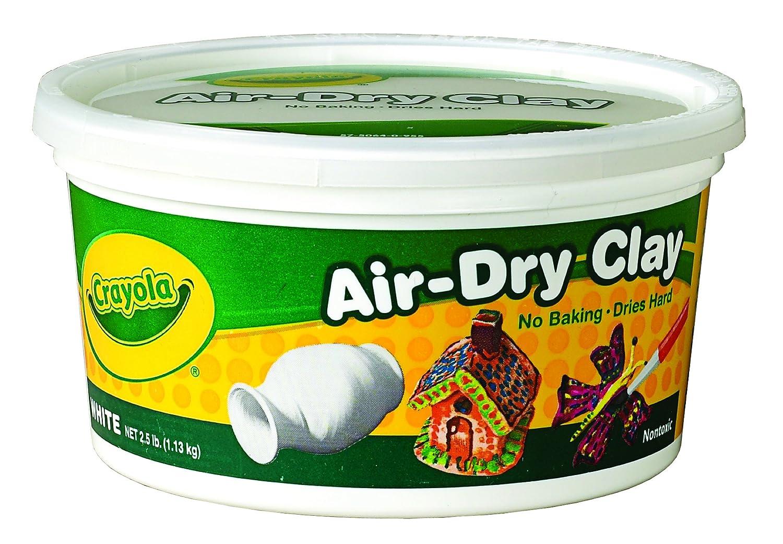 Dry Clay Powder Crayola Air Dry Clay 2.5 lb