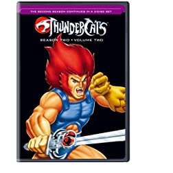 Thundercats: S2 V2 (RPKG/DVD)