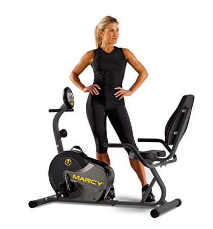 Recumbent bike's main features