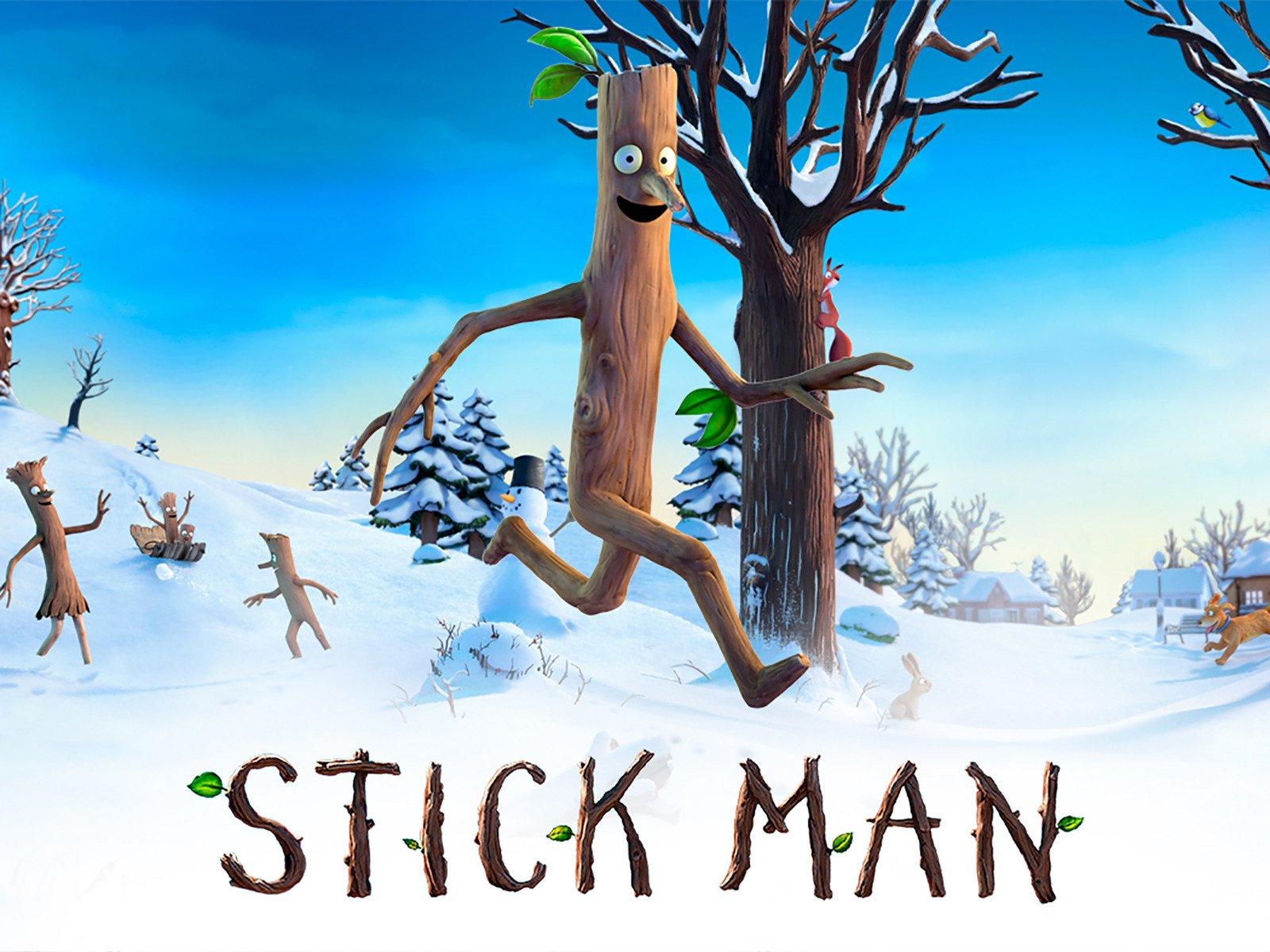 Stick Man on Amazon Prime Instant Video UK
