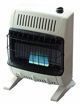 Mr Heater Natural Gas Blue Flame Vent Free