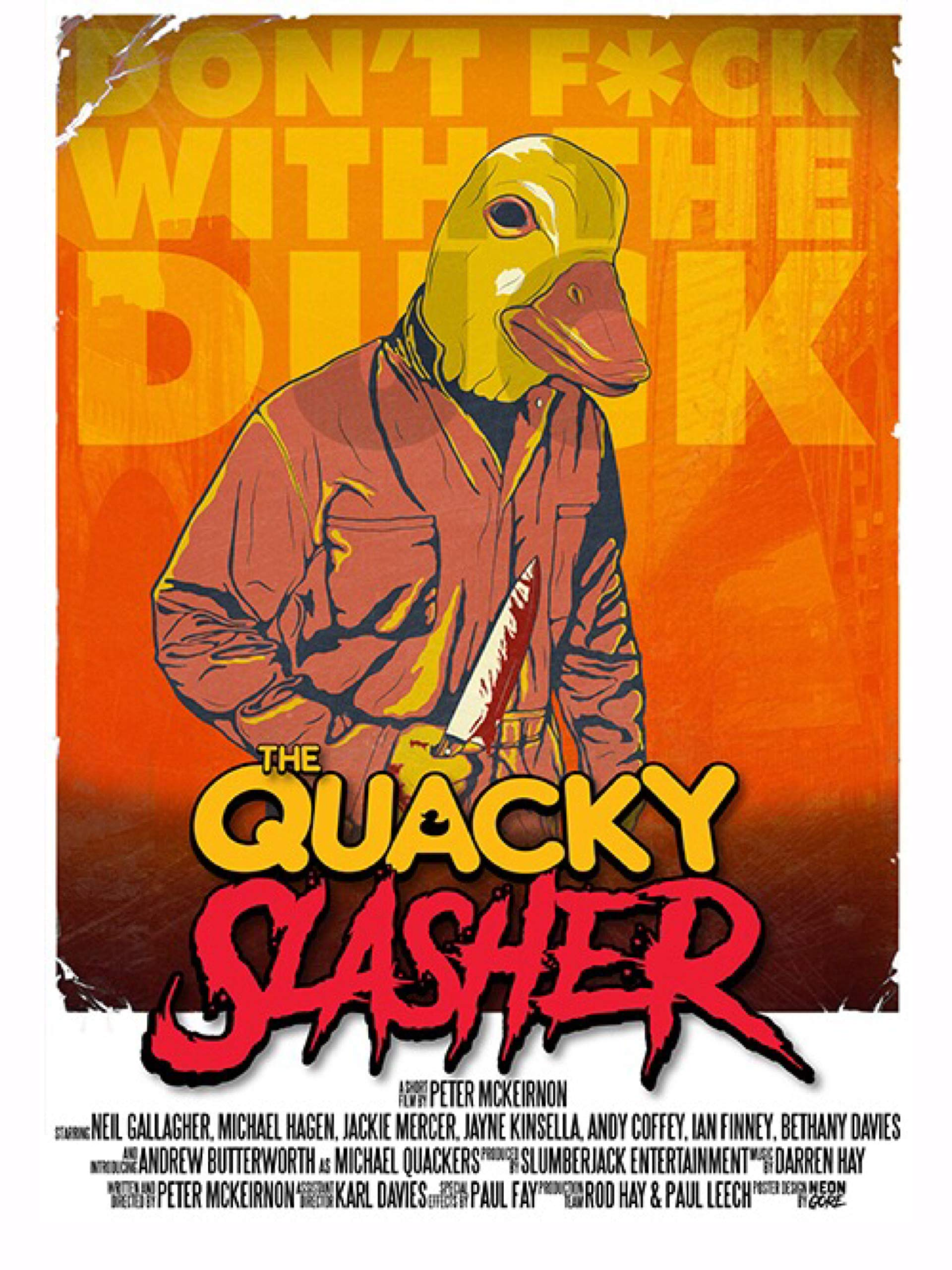 The Quacky Slasher