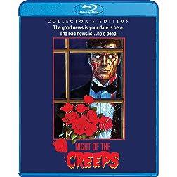 Night Of The Creeps [Blu-ray]