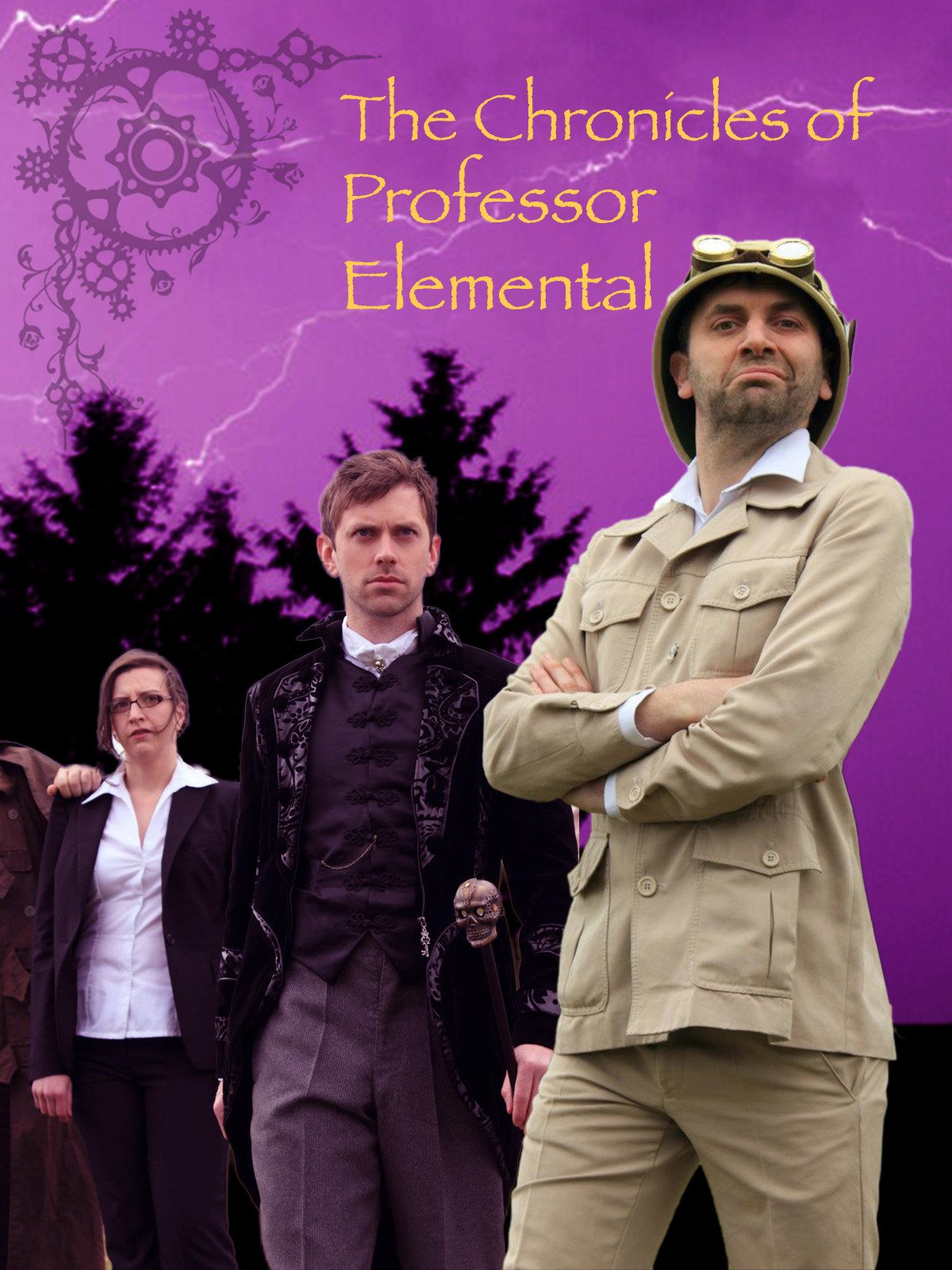 The Chronicles of Professor Elemental