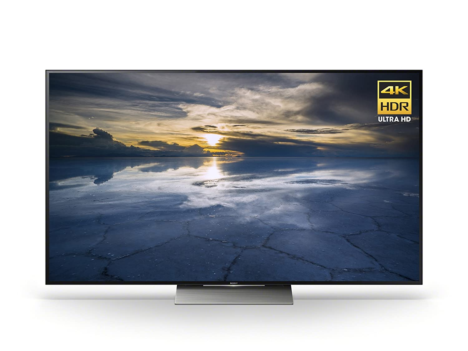 Sony XBR75X940D 75-Inch 4K HDR Ultra HD TV (2016 Model)