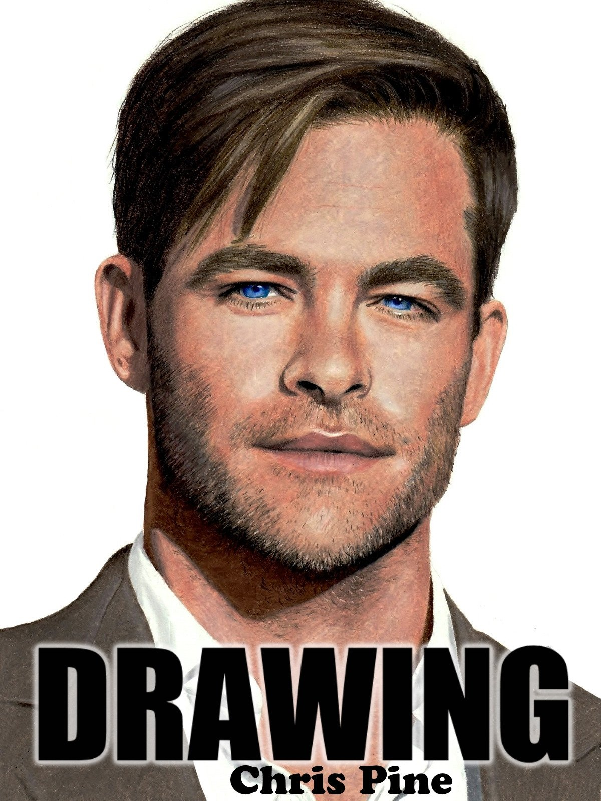 Clip: Drawing Chris Pine