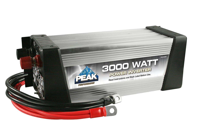 Peak pkc0aw 3000 watt power inverter review consumer safari - Inversor de corriente ...