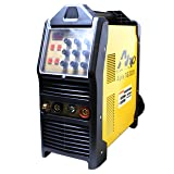 2018 AHP AlphaTIG 200X 200 Amp IGBT AC DC Tig/Stick Welder with PULSE 110v 220v 3 YEARS WARRANTY (Color: Yellow)