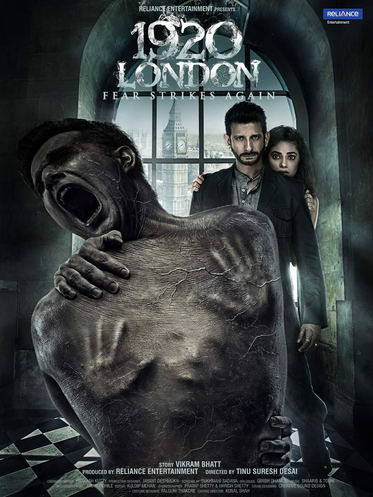 1920 London on Amazon Prime Video UK