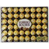 Chocolate Assorted Ferrero Rocher, Flat 48 Count (Tamaño: 48 Count)