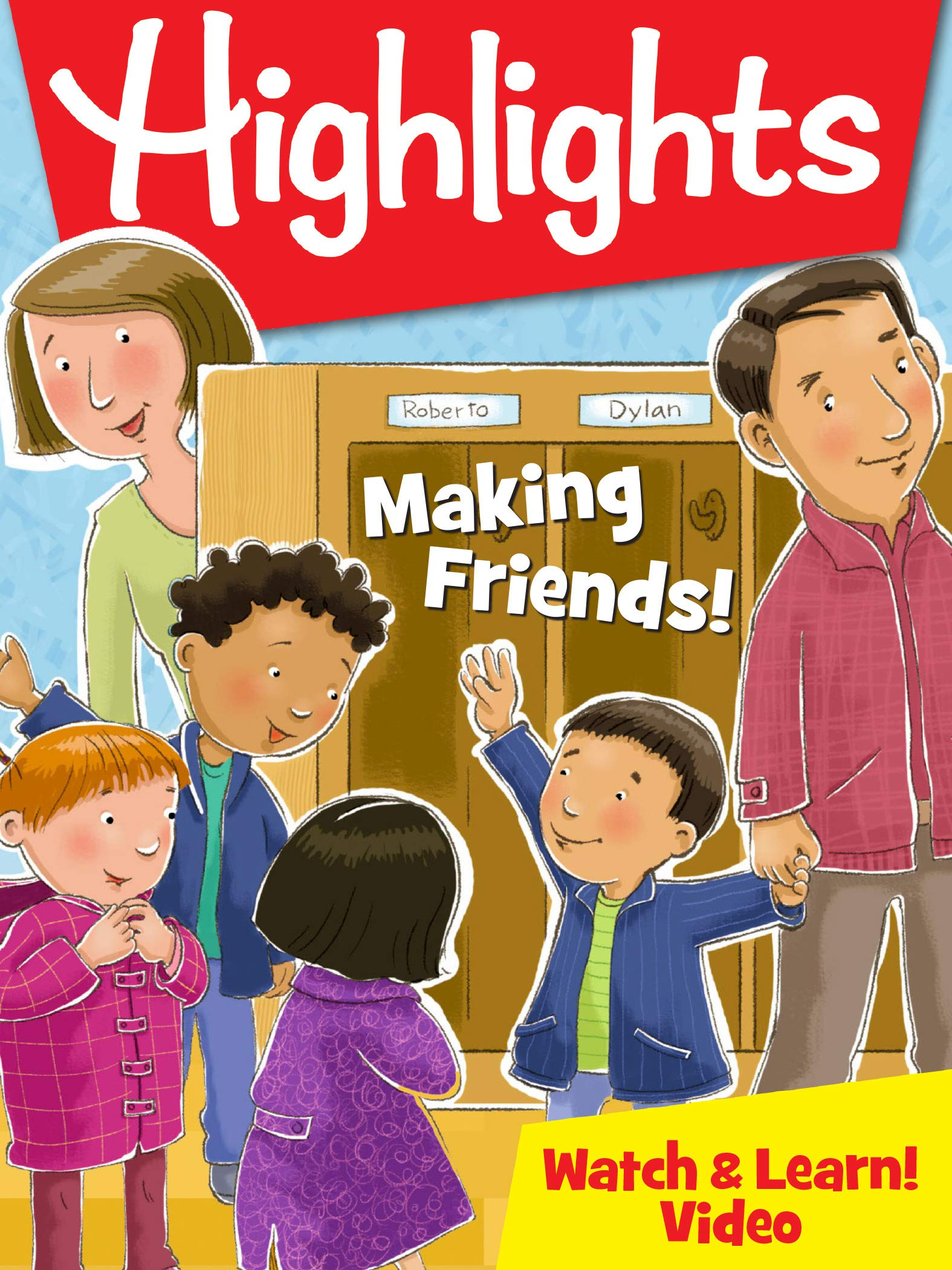 Highlights - Making Friends!