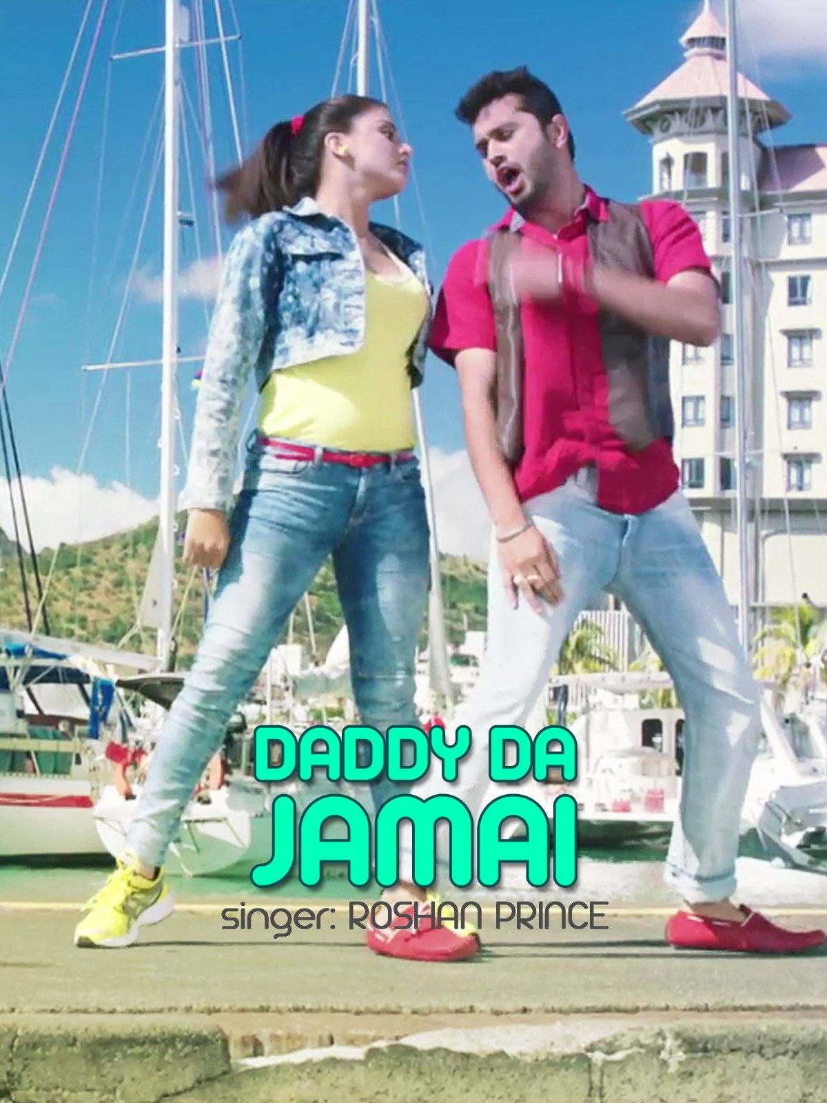 Daddy Da Jamai