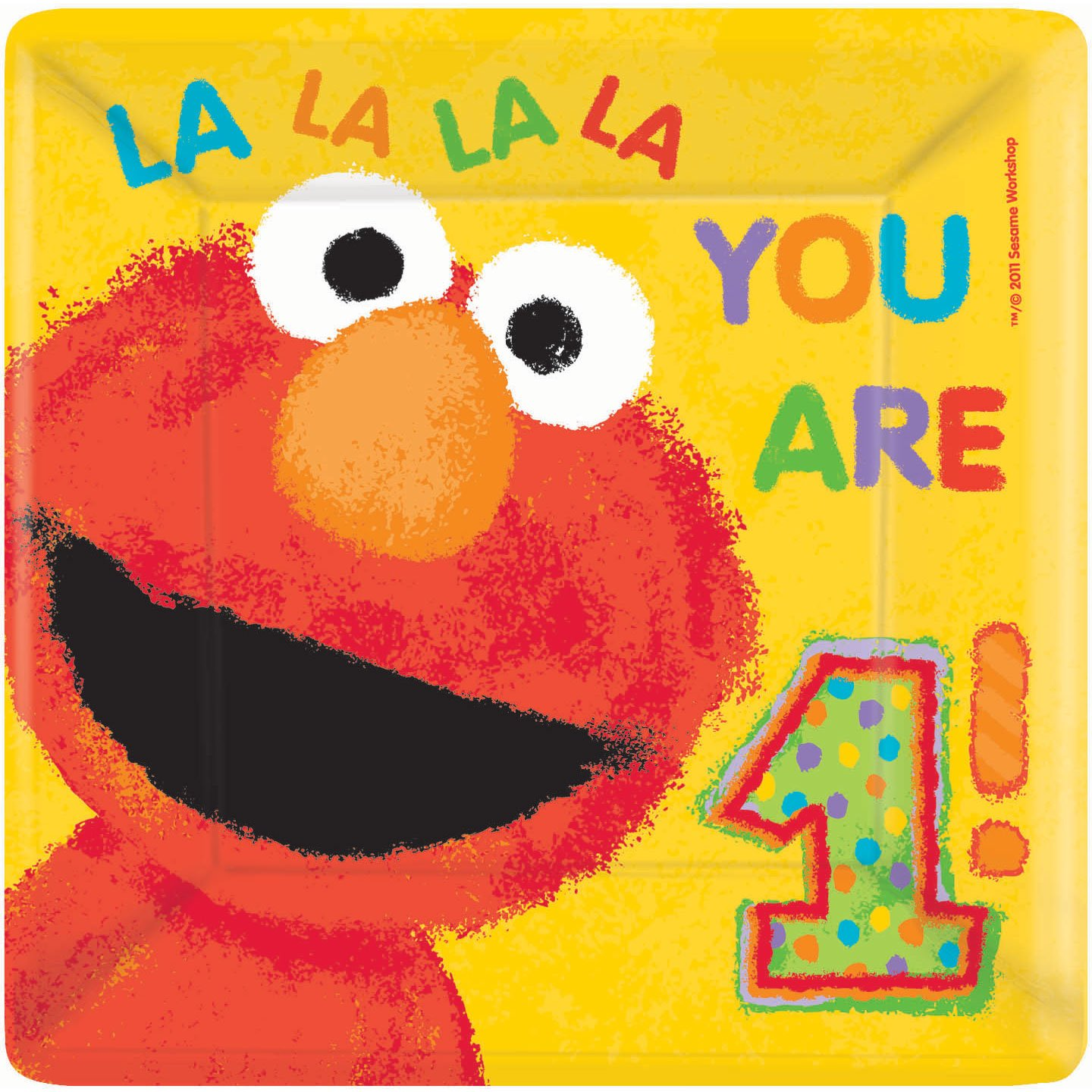 Baby Sesame Street 1st Birthday Party Supplies Download