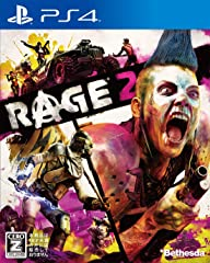 RAGE 2【Amazon.co.jp限定】PS4テーマ「RAGE 2 Official Static Theme 2」配信 - PS4 【CEROレーティング「Z」】