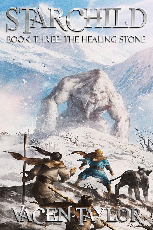 Starchild: The Healing Stone