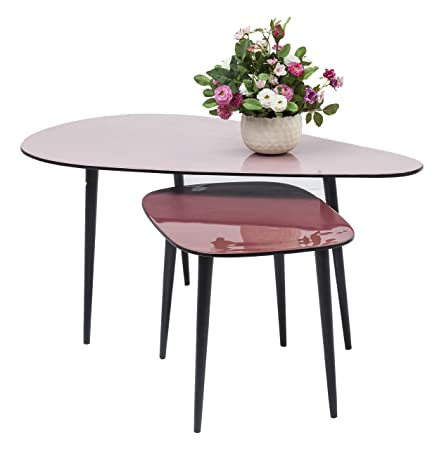 Tables basses La Costa 2/set Kare Design