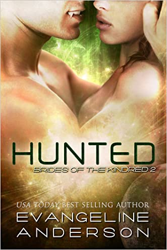 Hunted: (Alien-vampire sci-fi romance) (Brides of the Kindred Book 2)