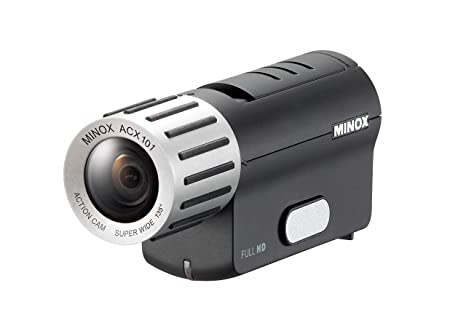 Minox aCX 101 action caméra uSB 2.0 full hD, capteur cMOS)