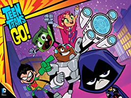 Teen Titans Go!: The Complete Second Season [HD]
